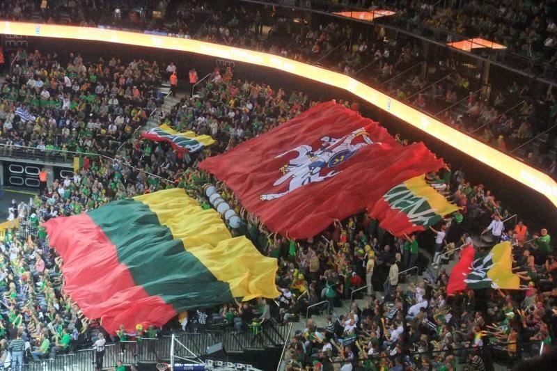 """Ką aš mačiau per """"Eurobasket 2011""""? Emilija Armonaitė"""