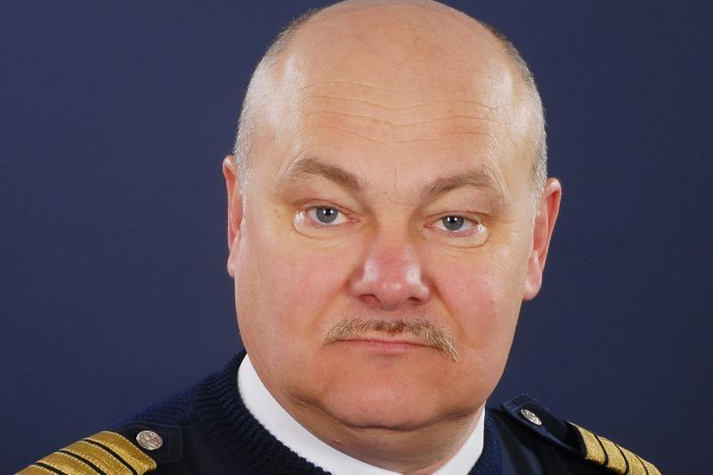 Naujuoju Klaipėdos uosto kapitonu paskirtas Adomas Alekna