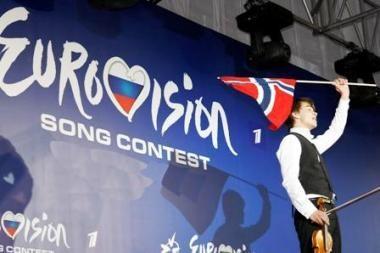 """Ta beprotiška, beprotiška, beprotiška """"Eurovizija"""" (I dalis)"""