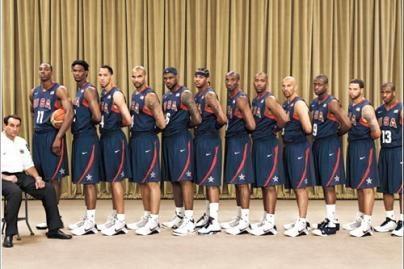 JAV rinktinėje nežais nė vienas 2008-ųjų komandos narys