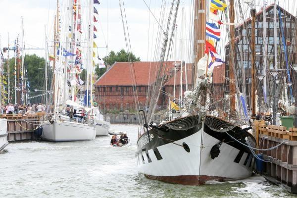 "Klaipėdoje tariamasi dėl regatos ""The Culture Tall Ships Regatta 2011"""