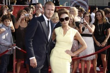 Beckhamų tarnai įtariami vagystėmis