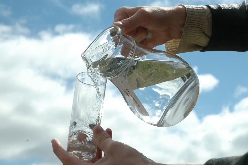 Bandoma sutrukdyti vandens gerinimui Klaipėdoje