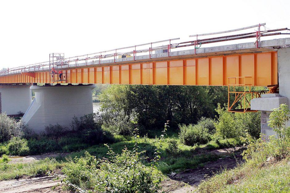 Vilijampolės tilto atidarymas nukeltas į gruodžio 12 dieną