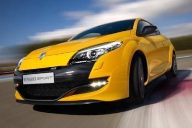 """""""Megane Renault Sport"""" - Lietuvoje dar šiemet"""