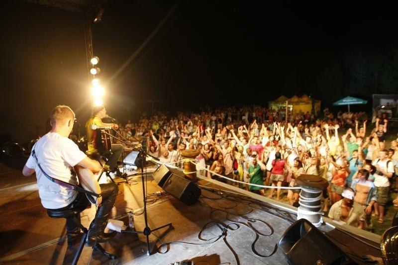 Festivalis Karklėje – vasaros užbaigtuvių akcentas