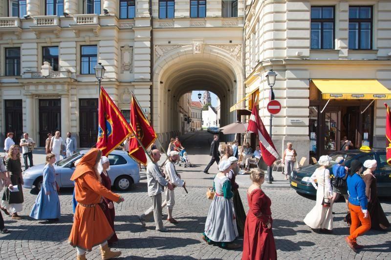 Baltramiejaus mugėje Vilniuje – pagarba puodžiams