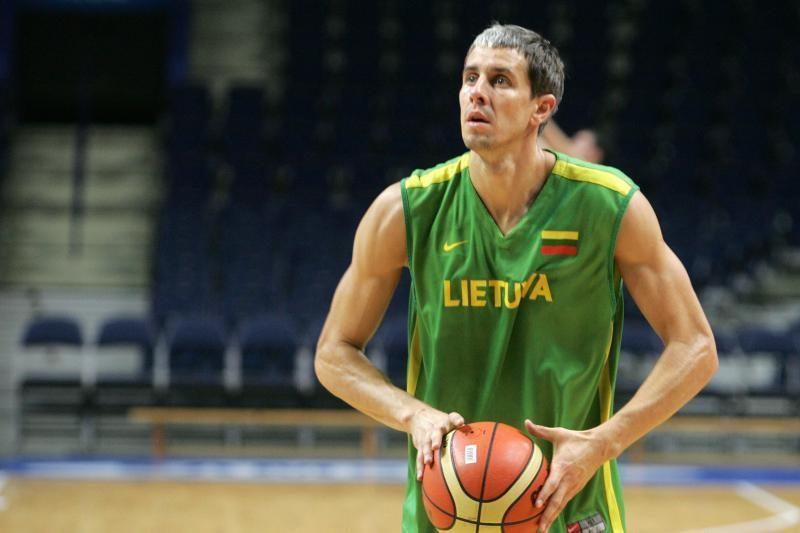 Italijos antrojo krepšinio diviziono klubui M.Lukauskis pelnė 18 taškų