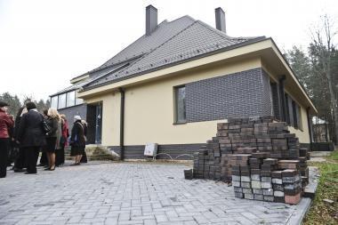 Premjero rezidencijos rekonstrukcijai pinigų bus ieškoma kitų metų biudžete