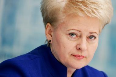 Prezidentė: Baltijos energetikos rinka išvaduos Lietuvą iš energetinės izoliacijos