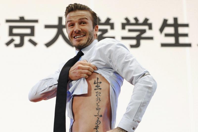 D. Beckhamas: tai - ne paskutinis mano sezonas (komentaras)