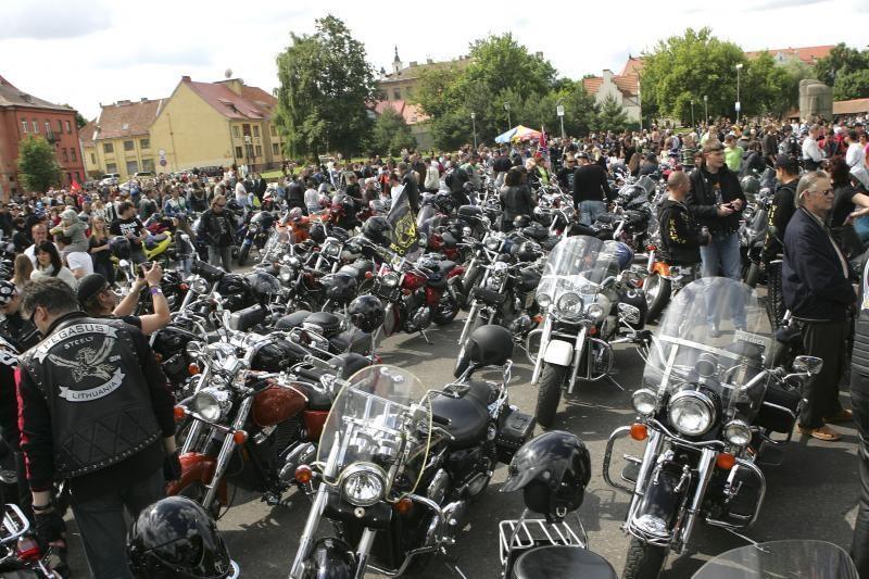 Siūloma paprastinti motociklininkų pažymėjimų išdavimo tvarką