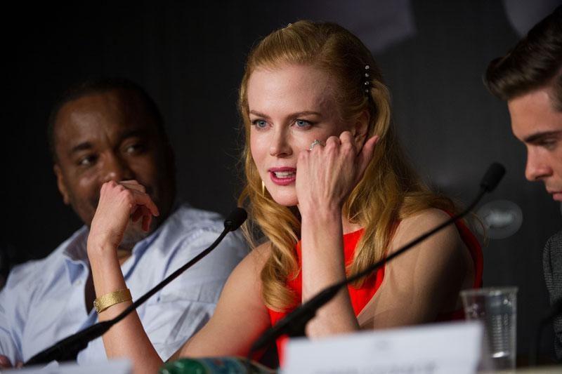 Režisieriui teko aiškintis dėl šokiruojančios Nicole Kidman scenos