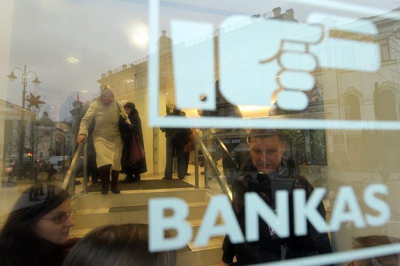 """Teismas antradienį priėmė ieškinį dėl """"Snoro"""" bankroto"""