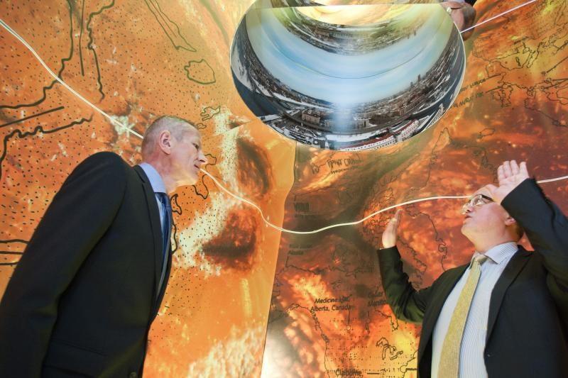 Lietuvos paviljone Pietų Korėjoje apsilankė per 50 tūkst. žmonių