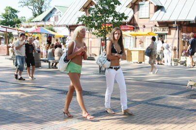 Pagrindinė vasaros gatvė