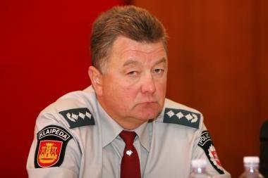 Dėl ispano užpuolimo Klaipėdoje pradėtas ikiteisminis tyrimas