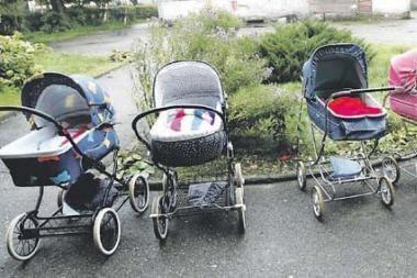 Kūdikių bumas Naujajame Džersyje – prasiautusios stichijos pasekmė