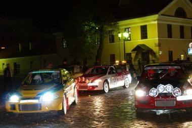 "Startuoja ralis ""Kauno ruduo 2008"
