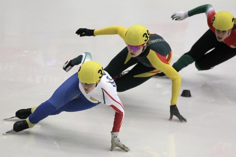 A. Sereikaitė Italijoje iškovojo trečią aukso medalį!
