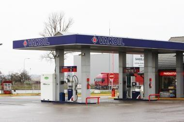 """""""Vakoil"""" sunkvežimių plovykla tapo viena moderniausių """"Via Baltica"""" kelyje"""