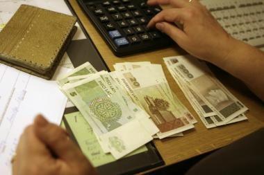 Latvijos iždo deficitas sausį-liepą - 186,5 mln. latų
