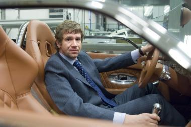 """Naujas """"Spyker"""" pasiūlymas GM koncernui"""