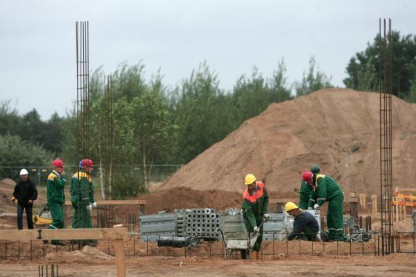 Užsienio investuotojas Baltarusijoje - aukso vertės