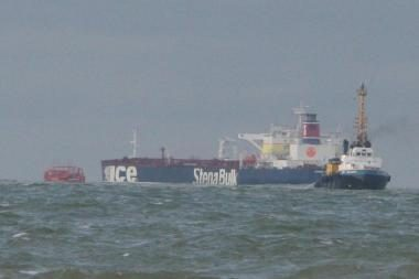 Per Būtingę šiemet importuota 13 proc. mažiau naftos