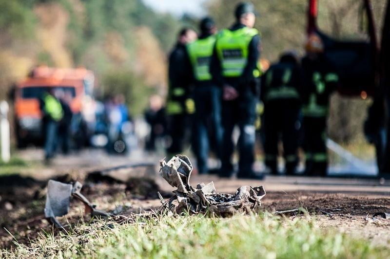 Karas keliuose: per savaitę avarijose žuvo 11 žmonių