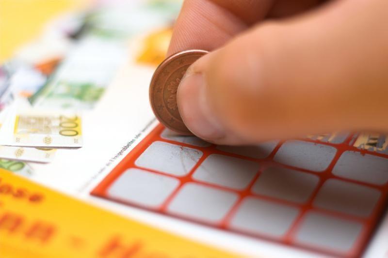 Gyventojai loterijose šiemet laimėjo 52,5 mln. litų