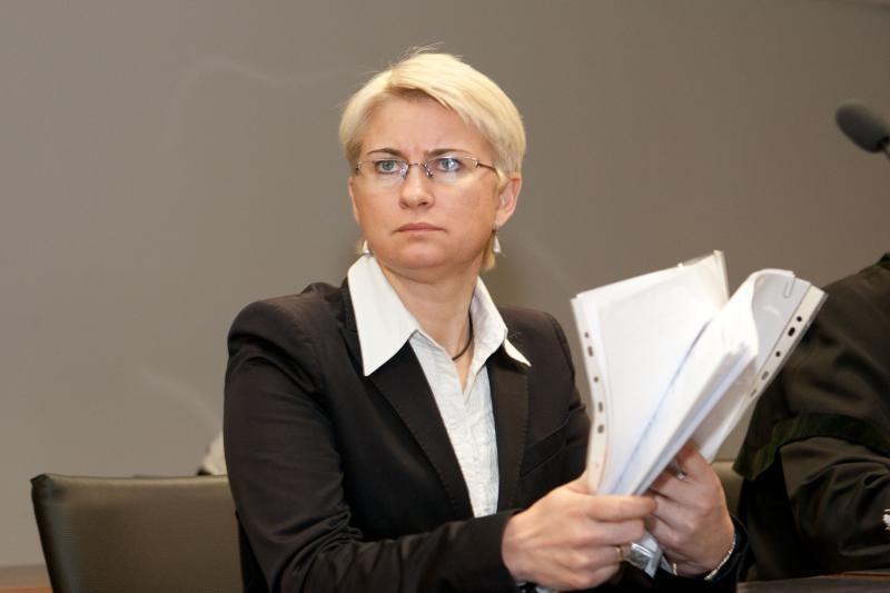 N.Venckienė siūlo griežtinti bausmes už seksualinius nusikaltimus