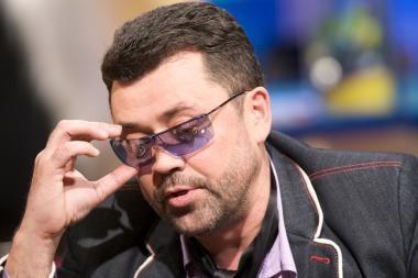 V.Šapranauskas po Naujųjų metų diriguos