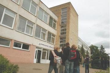 Remontuojami darželiai ir mokyklos