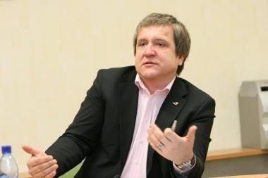 Klaipėdos konservatoriai domisi, kaip vykdomas taupymo planas