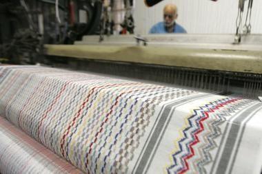 EP balsuos dėl pagalbos ,,Alytaus tekstilei