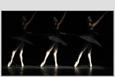Atidaromas mokomasis baleto teatras