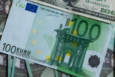 Kodėl estai turės eurą, o mes - ne?
