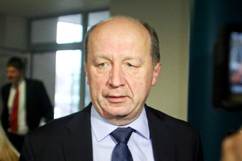 A. Kubilių stebina Vyriausybės lėti darbo tempai