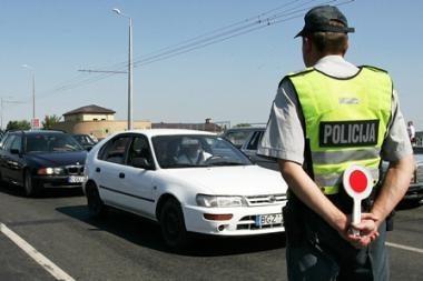 Policija ruošiasi Vėlinių savaitgaliui