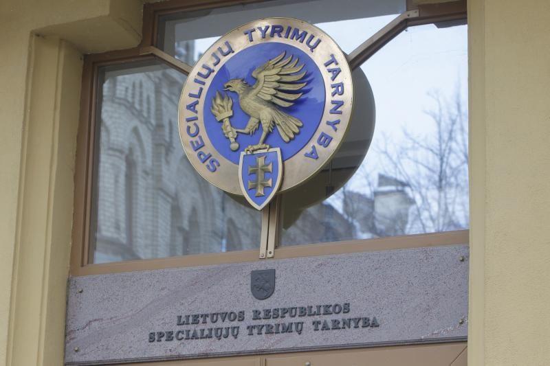 STT direktoriaus pirmuoju pavaduoju paskirtas Ž. Bartkus
