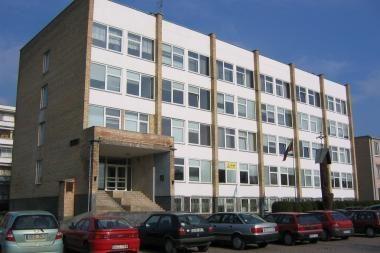 Garliavos J.Lukšos gimnazija bus rekonstruojama