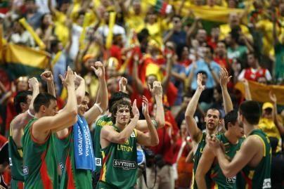 Ispanų žurnalistas: faktai apie Lietuvos rinktinę