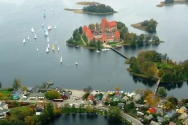 Žolinės pirmą kartą bus švenčiamos Trakų Kopūstinės saloje