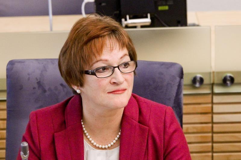 Ūkio ministrė pasirašė sprendimą dėl naujos VAE valdybos