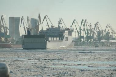 Klaipėdos uostą plės skubos tvarka