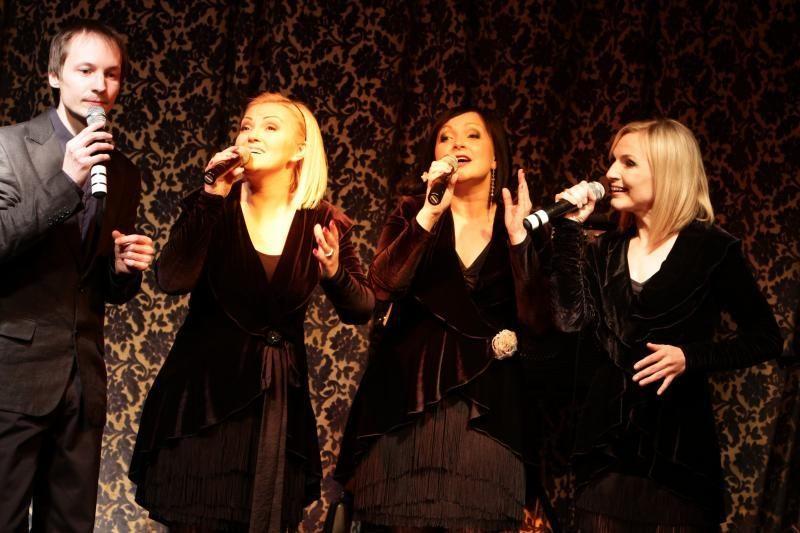 Vokalinis kvartetas