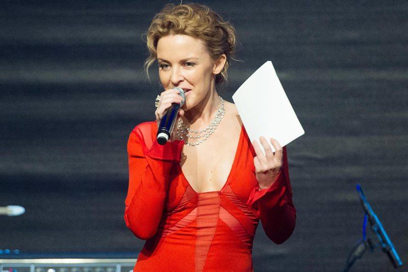 """Kylie Minogue pasiekė naują rekordą tinkle """"Twitter"""""""