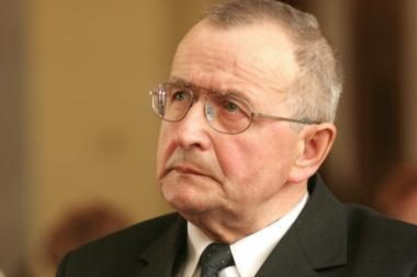 Iš žurnalistų etikos inspektoriaus pareigų atleistas R.Gudaitis