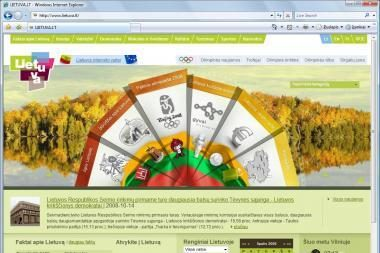 Oficialiame Lietuvos portale – lankytojai iš viso pasaulio